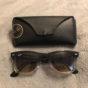 Ray-Ban Ombre Wayfarer Sunglasses